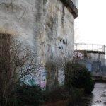 Auf dem Flakturm am Bunker Humboldthain (c) Foto von Susanne Haun