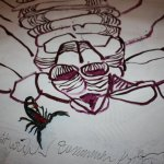 Ein Skorpion entsteht (c) Foto von Susanne Haun