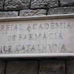 Reial Academia de Farmacia de Catalunya (c) Foto von Susanne Haun