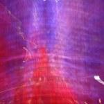 Der Torre Agbar (c) Lichtzeichnung von Susanne Haun