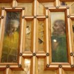 Ausschnitt Tür Hauskapelle im Palast Güell (c) Foto von Susanne Haun