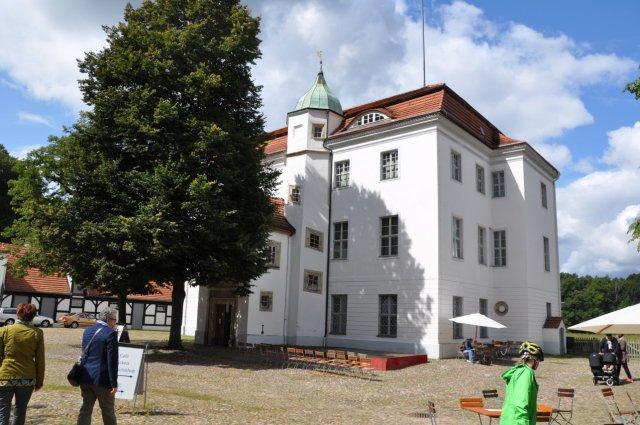 Das Jagdschloss Grunewald (c) Foto von M.Fanke