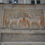 Eingang des Jagdschloss Grunewald (c) Foto von M.Fanke