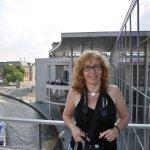 Auf der Spreebrücke (c) Foto von M.Fancke