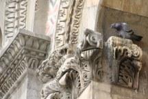 20 Detail des Duome Santa Maria Assunta in Pisa (c) Foto von Susanne Haun_1024x690