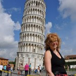 Der schiefe Turm von Pisa (c) Foto von M.Fanke
