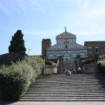 Die Basilica di San Miniato al Monte (c) Foto von Susanne Haun
