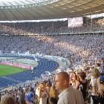 Berliner Olympiastadion (c) Foto von Susanne Haun