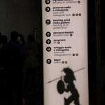 Wegweiser im Kolloseum Rom (c) Foto von Susanne Haun