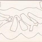 Eierkisten (c) Zeichnung von Susanne Haun