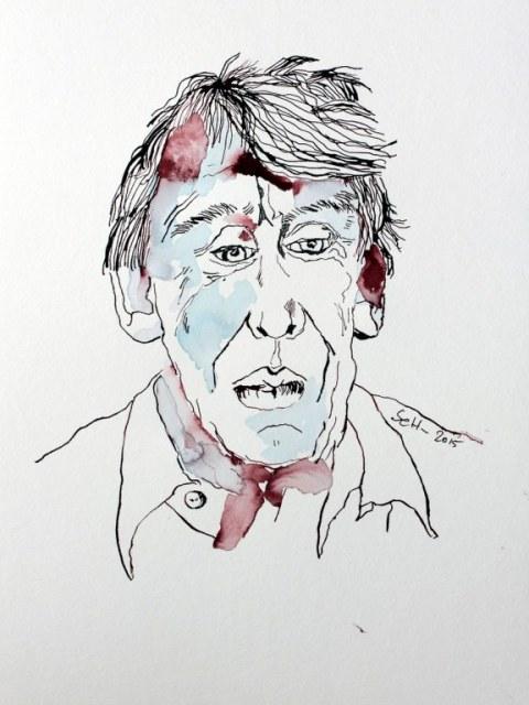 Volker Bild 5, 40 x 30 cm (c) Zeichnung von Susanne Haun
