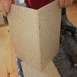 Bau der Sockel (c) Foto von Susanne Haun
