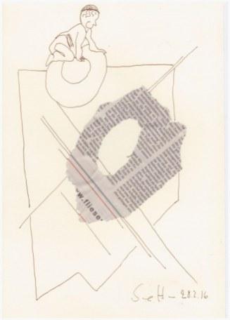 #39.4 Der Nullraum (c) Zeichnung von Susanne Haun