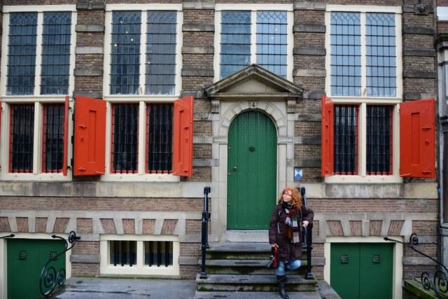 Rembrandthaus Amsterdam (c) Foto von M.Fanke