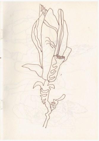 1. Skizzenbuch London (c) Zeichnung von Susanne Haun(12)