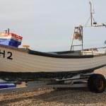 Boote am Strand (c) Foto von Susanne Haun
