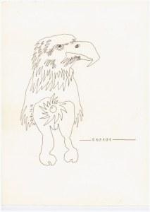 #64.4 Zischen Nullzange und der Obzönität der Null (c) Zeichnung von Susanne Haun