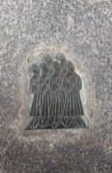 Grabplatte in St Margaret's Church in Cley next the sea (c) Foto von Susanne Haun