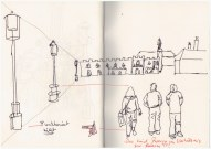 Norwich (c) Skizze von Susanne Haun