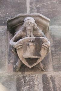 Außenfiguren der Lorenzkirche (c) Foto von Susanne Haun