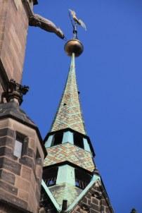 Turm der Lorenzkirche (c) Foto von Susanne Haun