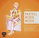 Susanne Haun Anleitungsbuch Pastell Mixed Media