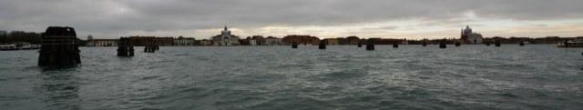 14 Ausblick am Zipfel Venedigs an der Punta della Dogana (c) Foto von M.Fanke