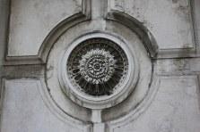 6 Detail Fassade Santa Maria della Salute (c) Foto von Susanne Haun