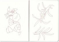Kräuter (c) Zeichnung von Susanne Haun