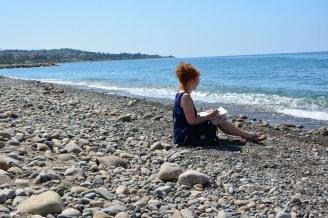 Strandleben in Acquedolci (c) Foto von M.Fanke