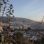 Athen vom Lykabettus (c) Foto von Susanne Haun
