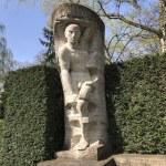 Urnenfriedhof Seestrasse - Denkmal für die Opfer des 17. Junis (c) Foto von Susanne Haun