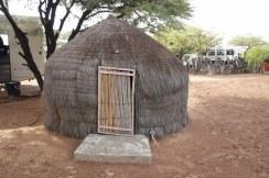 Auf dem Campingplatz in Ghanzi Botswana Appartement (c) Foto von Susanne Haun