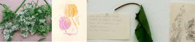 Gisela Vögele, Künstlerin, Architektin, Schreinerin