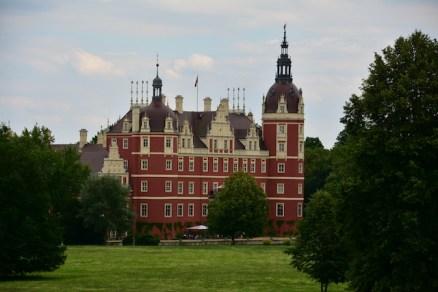 Muskau Schloss (c) Foto von Susanne Haun