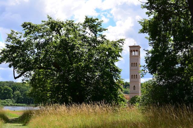 Sacrow bei Potsdam (c) Foto von M.Fanke