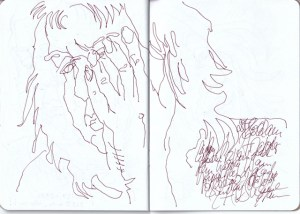 B141385 Page 15 - Susanne Haun - The Sketchbook Project and Brooklyn Art Library
