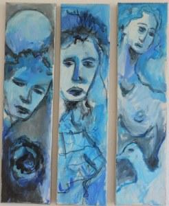 Blau wie das Meer (c) Susanne Haun