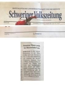 Schweriner Zeitung 2021 08 21