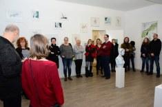 Ausstellungseröffnung Im Rausch der Freiheit Green Hill Galery (c) Foto von M. Fanke