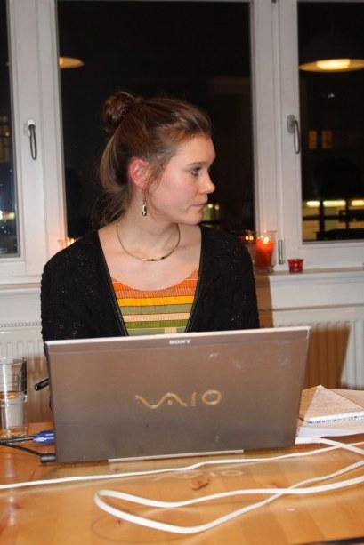 Joyce Ann Syhre (c) Foto von Susanne Haun