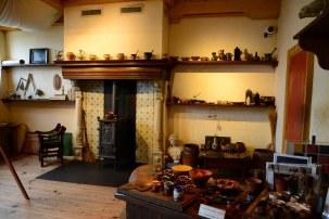 Atelier im Rembrandthaus Amsterdam (c) Foto von M.Fanke