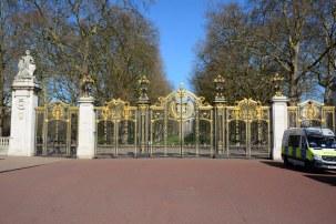 Eingang zum St. James Park (c) Foto von M.Fanke