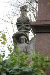 Highgate Cementry (c) Foto von Susanne Haun