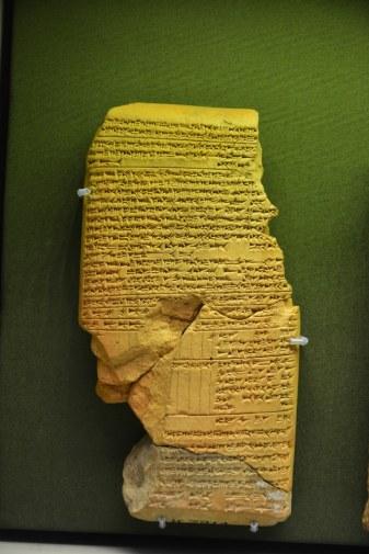 The First Library im British Museum (c) Foto von M.Fanke