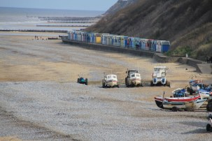 14 Cromer Küste (c) Foto von Susanne Haun