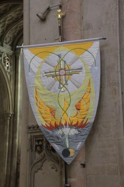 Norwich, Innenraum der Kathedrale der Heiligen und Ungeteilten Dreifaltigkeit (c) Foto von Susanne Haun