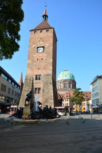 Stadtturm Impressionen aus Nürnberg (c) Foto von M.Fanke