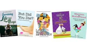 SusanneKerns.com Buy My Books