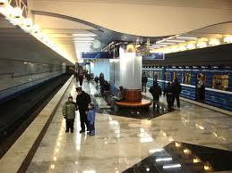 Minsk Metro Sub Station